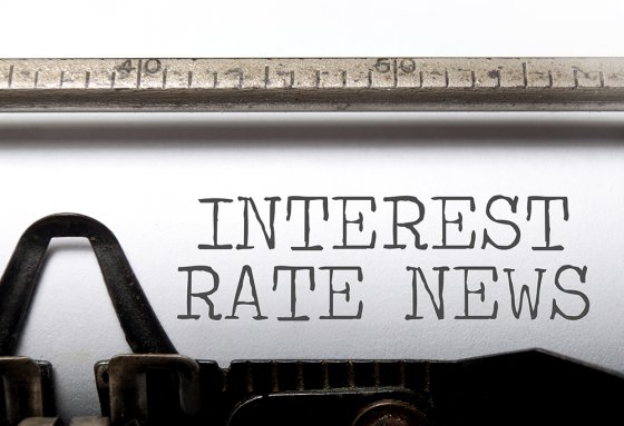 interest rates rise