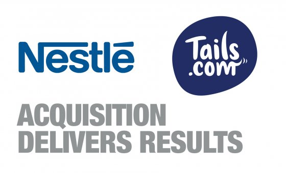 Nestle acquires tails