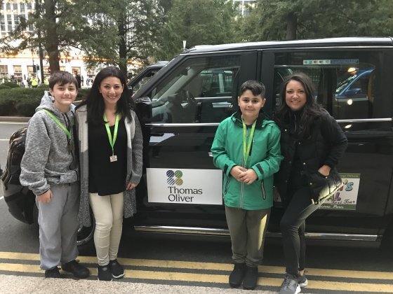 The Children's Magical Taxi Tour