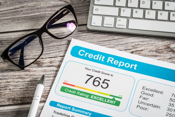 review credit rating new mortgage