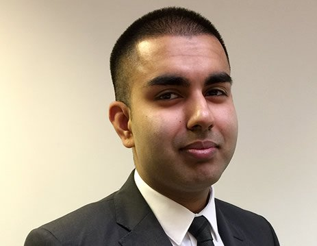 Vishal Gulrajani, financial adviser, Cheshunt