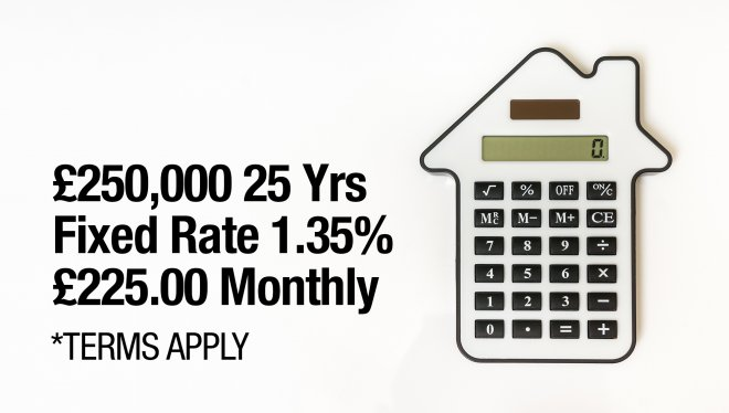 Low Fixed Rate Mortgage