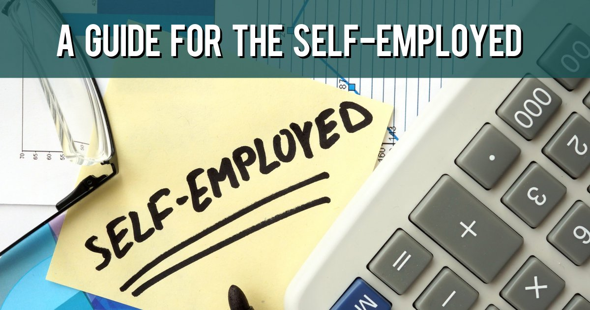 A guide for the self-employed