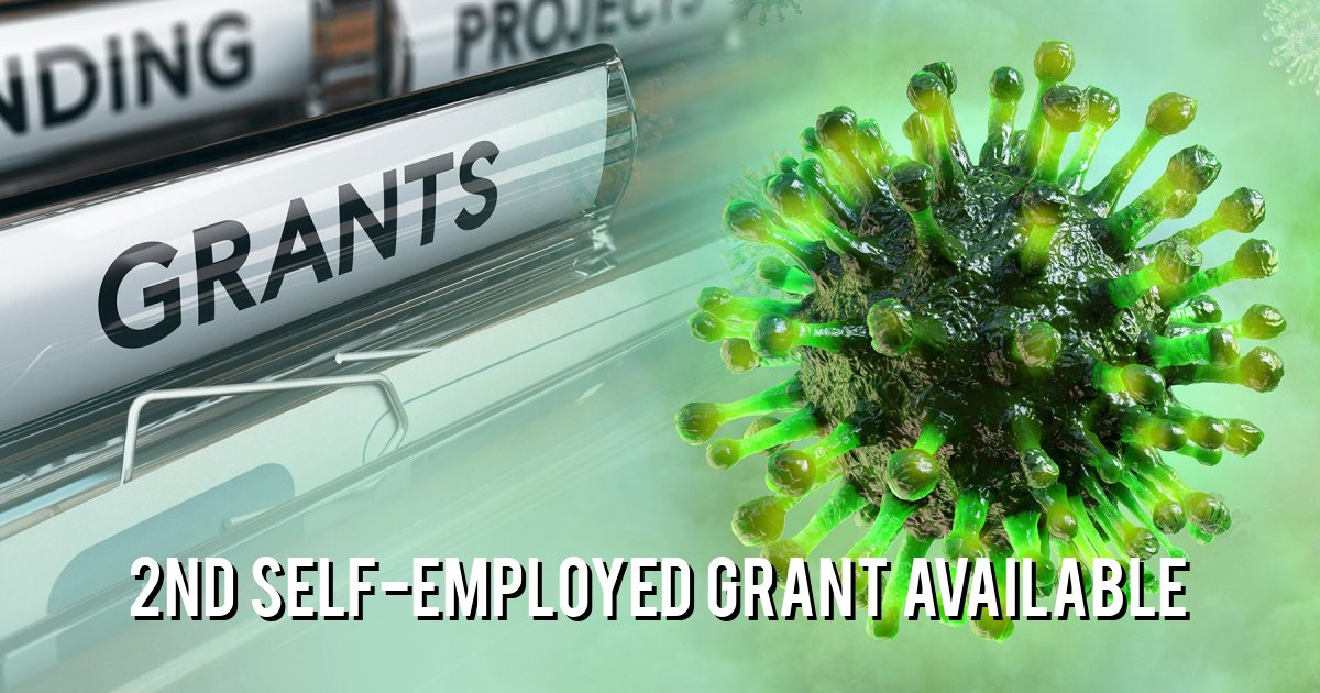 2nd Self-Employed Grant Available